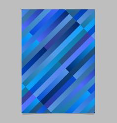 Colorful modern geometrical gradient diagonal vector