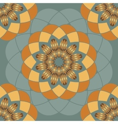 Seamless background pattern vector image