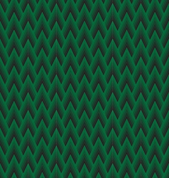 Triangle nested pattern vector image vector image