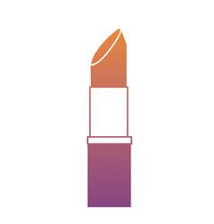 lipstick icon image vector image