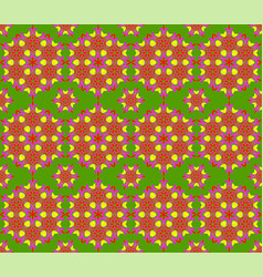 background with seamless pattern in islamic or vector image