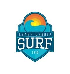 Label surf vector