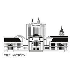 Yale university vector