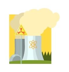 Alternative energy nuclear power vector