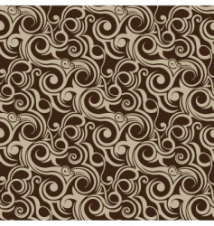 brown wallpaper vector image vector image