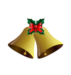 Traditional christmas object vector image