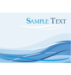 abstract background blue background vector image