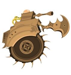 Killing tank machine vector