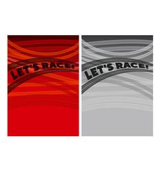 Simple race tarek vector