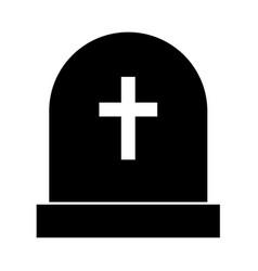 Tomb stone vector
