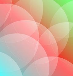 green red blue background 101112 vector image