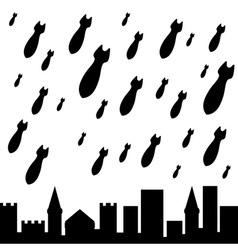 Military rain vector