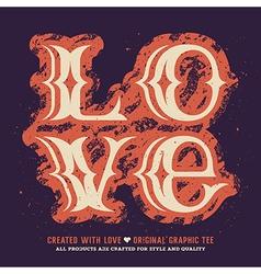 Love 003 vector image vector image