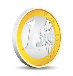 Euro vector image