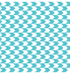 Arrow pattern background vector