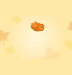 Background thanksgiving style collection vector