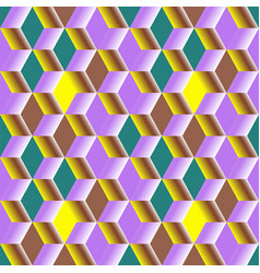 Golden ultraviolet green and brown abstract vector