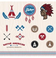 Tribal designs vector