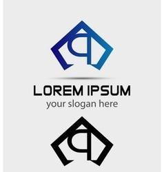 Letter Q logo icon design template vector image vector image