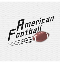 American Football badges logos and labels for any vector image