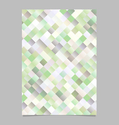 gradient modern geometrical diagonal square vector image