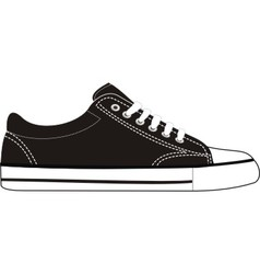 sports sneaker vector image