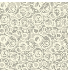 rings pattern vector image vector image