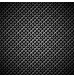 Carbon Mesh Texture vector image vector image