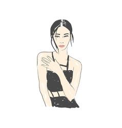 FashionWoman4 vector