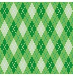 Textile fabric rhombs seamless texture vector