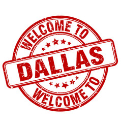 Welcome to dallas vector