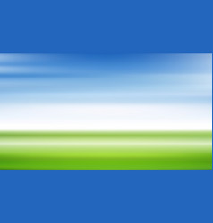 digital green and blue abstract vector image