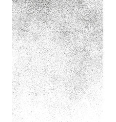 distressed overlay texture of natural leather vector image