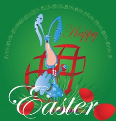 easter hot2 vector image