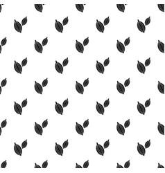 Cardamom pods pattern vector