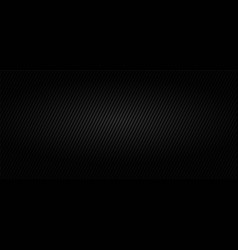 black carbon industrial background vector image