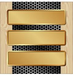 BoardMett3BanGd vector