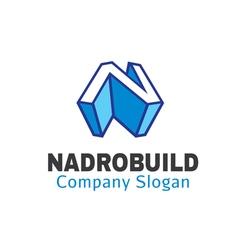 Nadrobuild Design vector