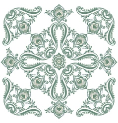 Pattern green vector