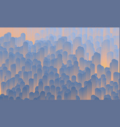 Abstract data distortion background vector