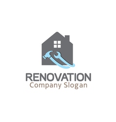 Renovation design vector