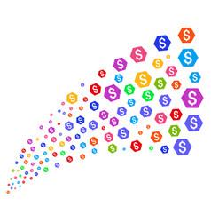 Source stream of finance vector
