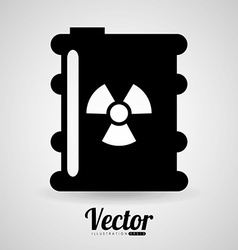 caution icon vector image