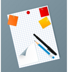 office set2 vector image