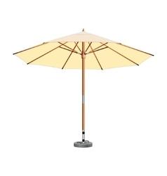 Street umbrella umbrella awning vector image