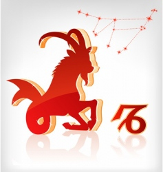 Astrology icon for horoscope vector