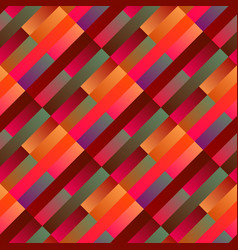 seamless gradient geometrical rectangle pattern vector image