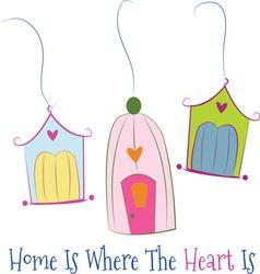 Where Heart Is vector