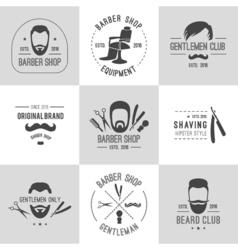 Barberlogos vector