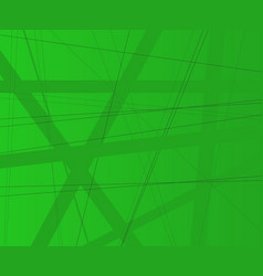 Green modern background vector